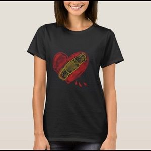 Tops - Heart shirt